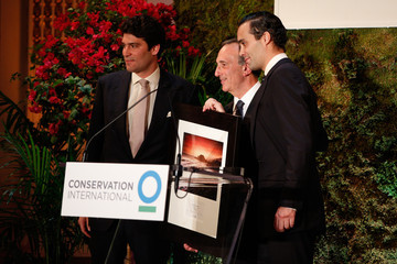 Andres Santo Domingo Conservation International 16th Annual New York Dinner