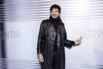 Andres Velencoso Jean-Paul Gaultier - 50th Birthday Cocktail And Party - Photocall
