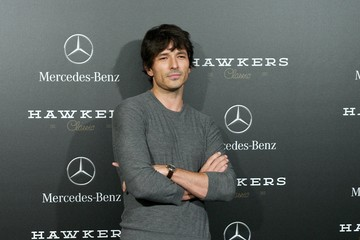 Andres Velencoso Mercedes Benz Fashion Week Madrid S/S 2015 - Andres Velencoso Presents Hawkers Classic