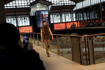 Andres Velencoso 080 Barcelona Fashion Fashion Week: Day 3