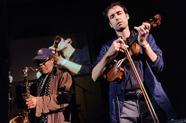 A Night of Improvised Round Robin Duets in NYC