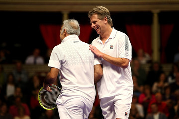 Andrew Castle Statoil Masters Tennis: Day 1