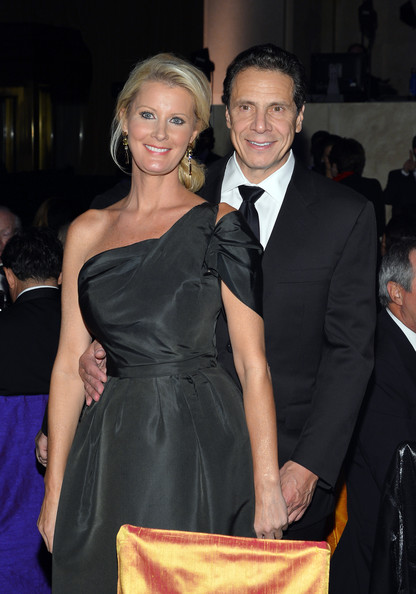andrew cuomo dating sandra lee food network