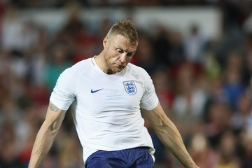 Andrew Flintoff Soccer Aid For UNICEF 2018
