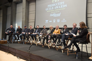 Andrew Form 30th Annual Producers Guild Awards Nominees Breakfast