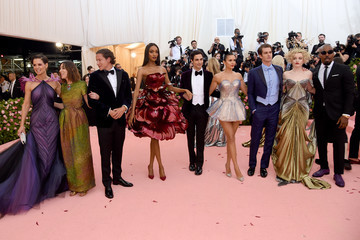 Andrew Garfield The 2019 Met Gala Celebrating Camp: Notes on Fashion - Lookbook