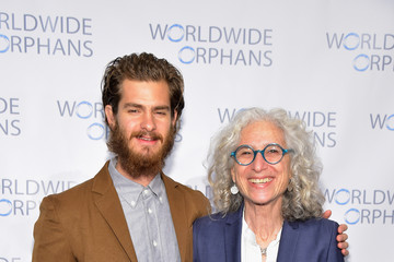 Andrew Garfield Worldwide Orphans' 10th Annual Gala