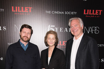 Andrew Haigh The Cinema Society With Lillet & NARS Host a Screening of Sundance Selects' '45 Years' - Arrivals
