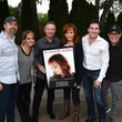 Andrew Kautz Reba McEntire Performs Private Concert For SiriusXM Listeners at the Loveless Barn In Nashville