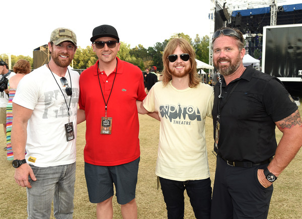 Celebrities Attend Pepsi's 'Rock The South' Festival