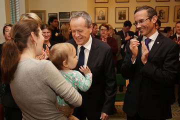 Andrew Lee Bill Shorten Introduces Same-Sex Marriage Bill to Federal Parliament
