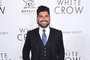 Andrew Levitas 'The White Crow' New York Premiere - Arrivals