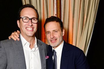 Andrew Lincoln Premiere Of AMC's 'The Walking Dead' Season 9 - After Party