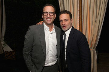 Andrew Lincoln 'The Walking Dead' Premiere And After Party