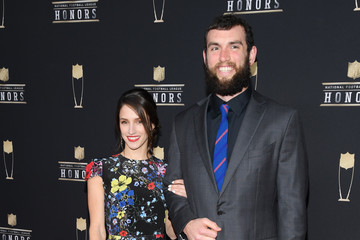 Andrew Luck 8th Annual NFL Honors - Arrivals