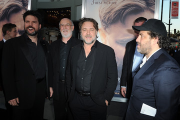 Andrew Mason Premiere Of Warner Bros. Pictures' 'The Water Diviner' - Red Carpet