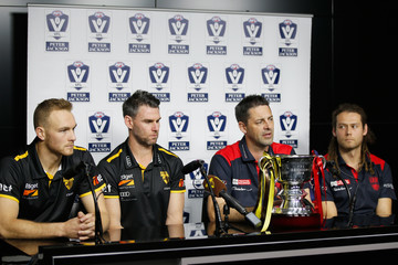 Andrew Moore VFL & VFLW Grand Final Press Conference