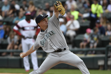 Andrew Moore Seattle Mariners v Chicago White Sox