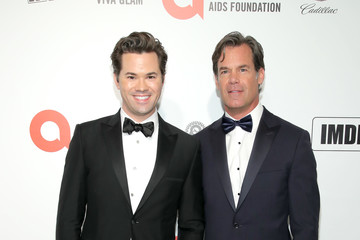 Andrew Rannells 28th Annual Elton John AIDS Foundation Academy Awards Viewing Party Sponsored By IMDb, Neuro Drinks And Walmart - Arrivals
