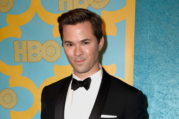 Andrew Rannells HBO Golden Globes Party