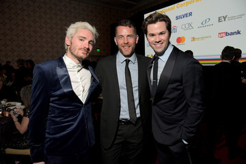 Andrew Rannells The Human Rights Campaign 2019 Los Angeles Gala Dinner - Inside