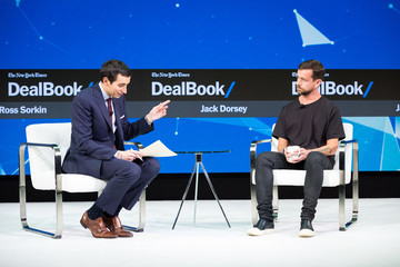 Andrew Ross Sorkin The New York Times 2017 DealBook Conference