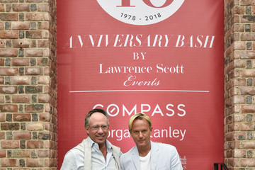 Andrew Saffir Hamptons Magazine 40th Anniversary Bash By Lawrence Scott Events Presented By Compass