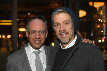 Andrew Saffir The Weinstein Company With Grey Goose Host a Screening of 'The Founder' - After Party