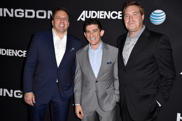 Andrew Siciliano Premiere of DIRECTV's 'Kingdom' Season 2 - Arrivals