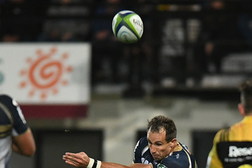 Andrew Smith Super Rugby Rd 9 - Hurricanes v Brumbies