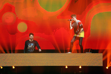 Andrew Taggart Citi Sound Vault Presents The Chainsmokers