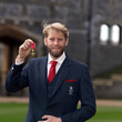 Andrew Triggs Hodge Investitures at Windsor Castle