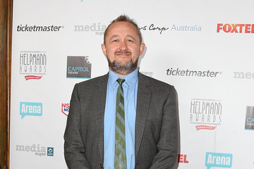 Andrew Upton Arrivals at the Helpmann Awards