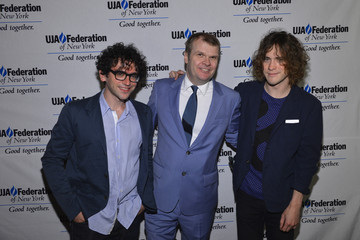 Andrew VanWyngarden Rob Stringer Honored as a Music Visionary