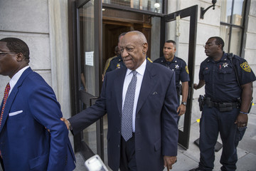 Andrew Wyatt Bill Cosby's Lawyers Seek to Withdraw From His Case