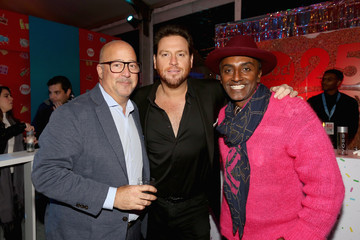 Andrew Zimmern Food Network 25th Birthday Party Celebration At 11th Annual New York City Wine & Food Festival