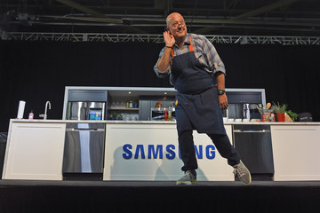 Andrew Zimmern Food Network & Cooking Channel New York City Wine & Food Festival Presented by Coca-Cola