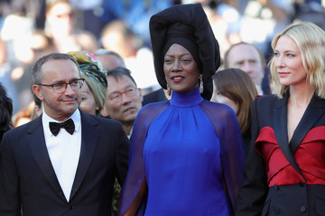 Andrey Zvyagintsev Closing Ceremony And 'The Man Who Killed Don Quixote' Red Carpet Arrivals - The 71st Annual Cannes Film Festival
