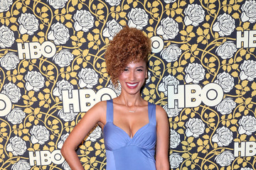 Andy Allo HBO's Post 2016 Golden Globe Awards Party - Arrivals