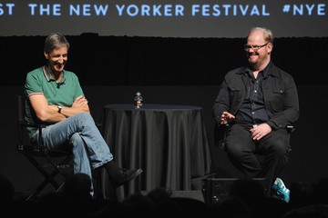 Andy Borowitz The New Yorker Festival 2015 - Jim Gaffigan Talks With Andy Borowitz