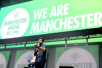 Andy Burnham 'We Are Manchester' Benefit Concert at Manchester Arena
