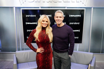 Andy Cohen SiriusXM's Town Hall With Jessica Simpson Hosted By Andy Cohen