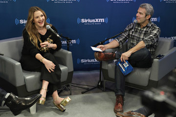 Andy Cohen SiriusXM's Town Hall With Drew Barrymore And Tim Olyphant