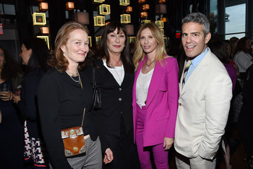 Andy Cohen Nan Graham Stars at the Time Book Expo Event