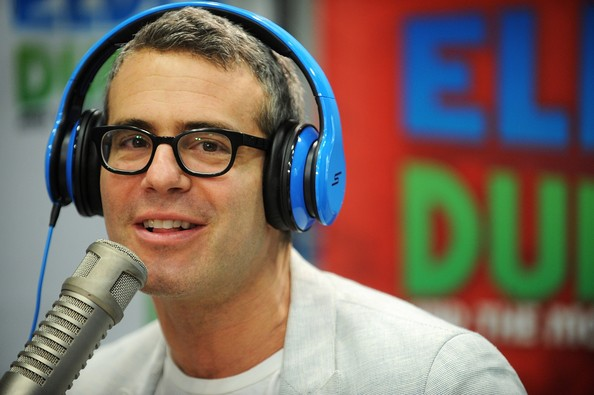 Elvis duran morning show in this photo andy cohen andy cohen visits