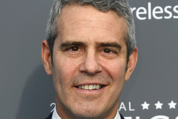 Andy Cohen The 23rd Annual Critics' Choice Awards - Arrivals