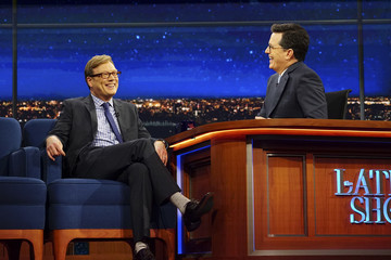 """Andy Daly CBS's """"The Late Show with Stephen Colbert"""" - Season Two"""