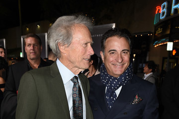 Andy Garcia Premiere of Warner Bros. Pictures' 'The Mule' - Red Carpet