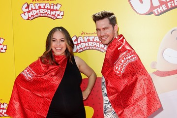 Andy Grammer Premiere of 20th Century Fox's 'Captain Underpants: The First Epic Movie'- Red Carpet
