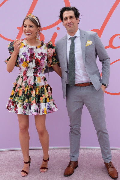 Celebrities Attend 2019 Stakes Day